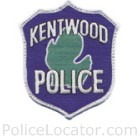 Kentwood Police Department Patch