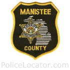 Manistee County Sheriff's Office Patch