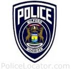 Milford Police Department Patch
