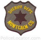 Montcalm County Sheriff's Office Patch