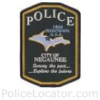 Negaunee City Police Department Patch