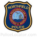 Northfield Township Police Department Patch