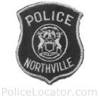 Northville Police Department Patch