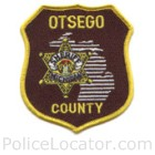 Otsego County Sheriff's Department Patch