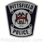 Pittsfield Township Police Department Patch