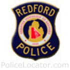 Redford Township Police Department Patch