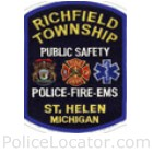 Richfield Township Department of Public Safety Patch