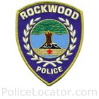 Rockwood Police Department Patch