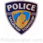 Saginaw Township Police Department Patch