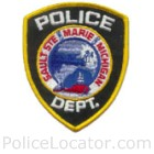 Sault Ste. Marie Police Department Patch