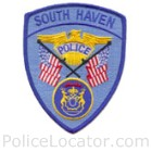 South Haven Police Department Patch