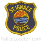 St. Ignace Police Department Patch