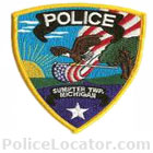 Sumpter Township Police Department Patch