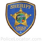 Anoka County Sheriff's Office Patch