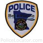 Belle Plaine Police Department Patch