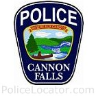 Cannon Falls Police Department Patch