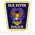 Elk River Police Department Patch