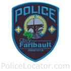 Faribault Police Department Patch