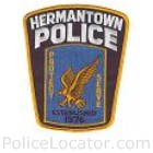 Hermantown Police Department Patch