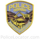 Hibbing Police Department Patch