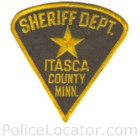 Itasca County Sheriff's Office Patch