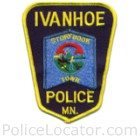 Ivanhoe Police Department Patch