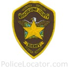 Koochiching County Sheriff's Office Patch
