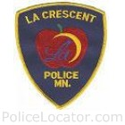 La Crescent Police Department Patch