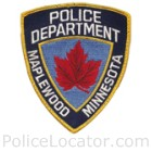 Maplewood Police Department Patch