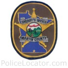 Martin County Sheriff's Office Patch