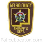 McLeod County Sheriff's Office Patch