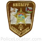 Morrison County Sheriff's Office Patch