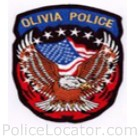 Olivia Police Department Patch