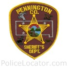 Pennington County Sheriff's Office Patch