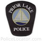 Prior Lake Police Department Patch