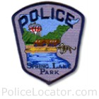 Spring Lake Park Police Department Patch