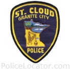St. Cloud Police Department Patch