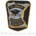 St. Joseph Police Department Patch