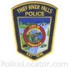 Thief River Falls Police Department Patch