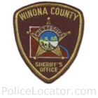 Winona County Sheriff's Office Patch