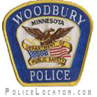 Woodbury Police Department Patch