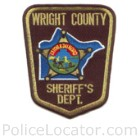 Wright County Sheriff's Office Patch