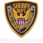 Alcorn County Sheriff's Office Patch