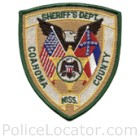 Coahoma County Sheriff's Office Patch