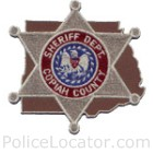 Copiah County Sheriff's Office Patch