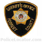 Forrest County Sheriff's Office Patch