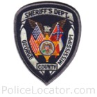 George County Sheriff's Office Patch