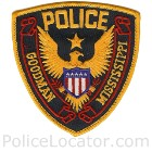 Goodman Police Department Patch