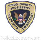 Hinds County Sheriff's Office Patch