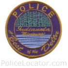 Indianola Police Department Patch
